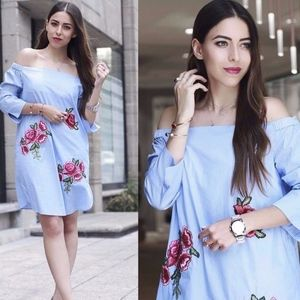 3f305739aa9 Zara Dresses | Woman Offtheshoulder Tunic | Poshmark
